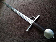 Arming sword from Alexandria arsenal
